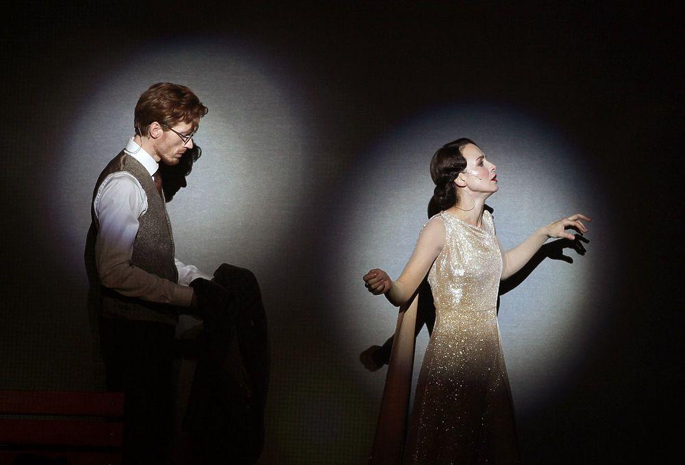 Никита Пресняков вышел на сцену в новом спектакле Губернского театра