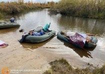 Мертвого рыбака нашли в лодке на озере в Ноябрьске