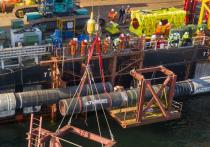 Глава «Газпрома» Алексей Миллер сообщил, что 10 сентября завершено строительство второй нитки «Северного потока-2»
