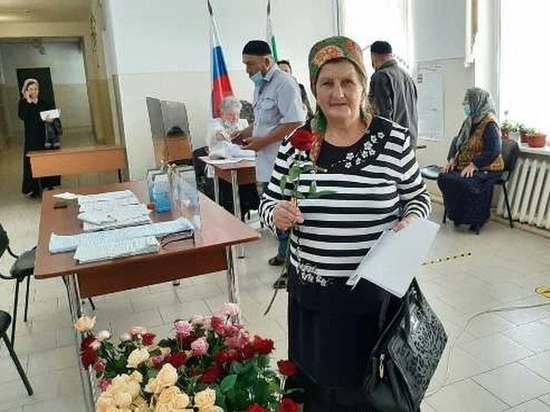 Явка на выборах главы Чечни превысила 93%