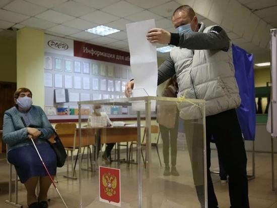 В Курской области завершилось голосование на выборах депутатов Госдумы и областной Думы