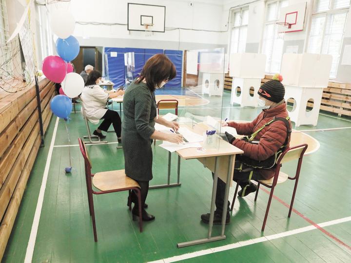 Москвичи одобрили онлайн-голосование