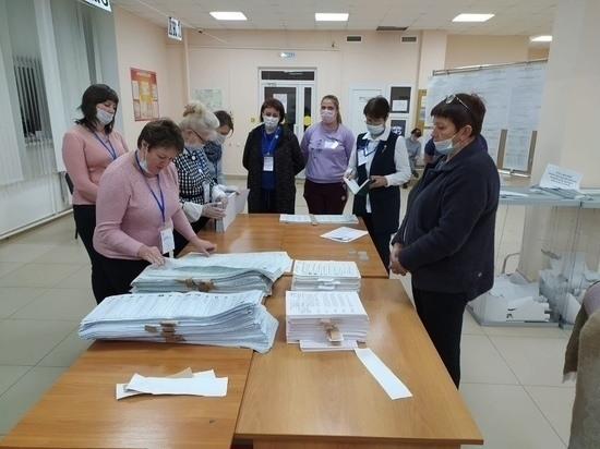 По партийным спискам в Псковское областное Собрание проходят шесть партий