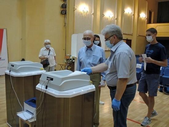Врио губернатора Белгородской области Гладков набирает 78,55% на выборах