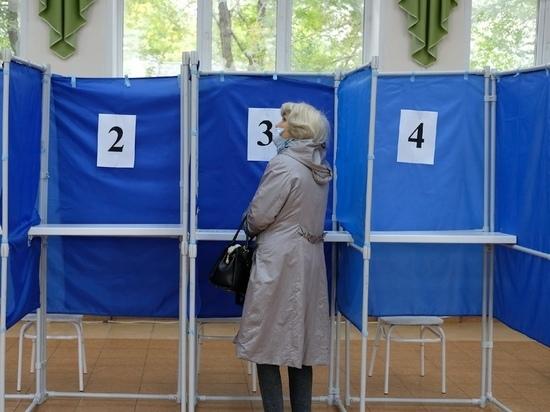 ЦИК озвучил предварительные результаты выборов депутатов Госдумы в Томской области