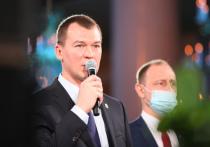 Михаил Дегтярев побеждает на выборах главы Хабаровского края