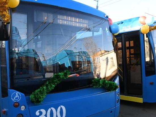 В Читу 1 ноября должны поставить 16 троллейбусов, купят еще 18