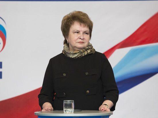 Валентина Пивненко осталась депутатом Госдумы России на шестой срок