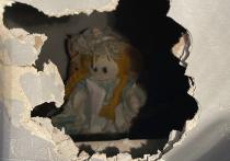 Находку в духе «фильма ужасов» совершил новый владелец дома, купленного в Англии в деревне Уолтон-он-Хилл