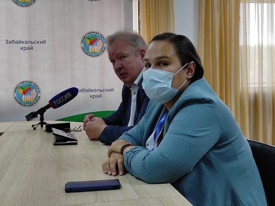 Единоросс Фисун уступает Григорьеву из «СР» на Даурском округе в Забайкалье