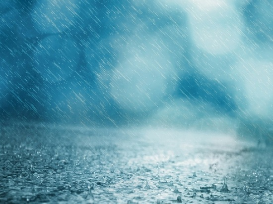 Калужский регион накроет сильный дождь