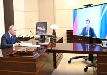Врио губернатора Тывы Ховалыг побеждает на выборах с 86,81%