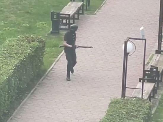 Стрелок из Перми убил пытавшегося его остановить охранника