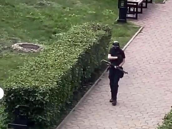 Пермский стрелок приобрел оружие легально