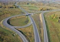 В Кузбассе завершилось строительство трассы в обход Мариинска