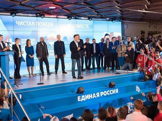 За «Единую Россию» на выборах депутатов Госдумы проголосовало более 412 тысяч южноуральцев