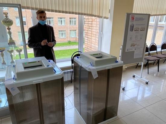 ЦИК обновил данные по голосованию жителей Смоленской области