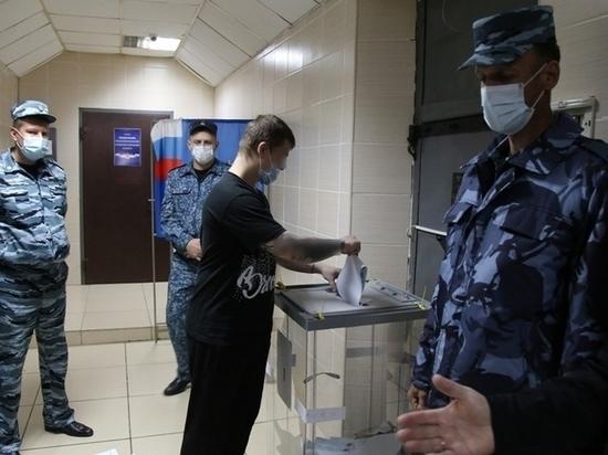 Выборы в тюрьмах Брянщины прошли без нарушений