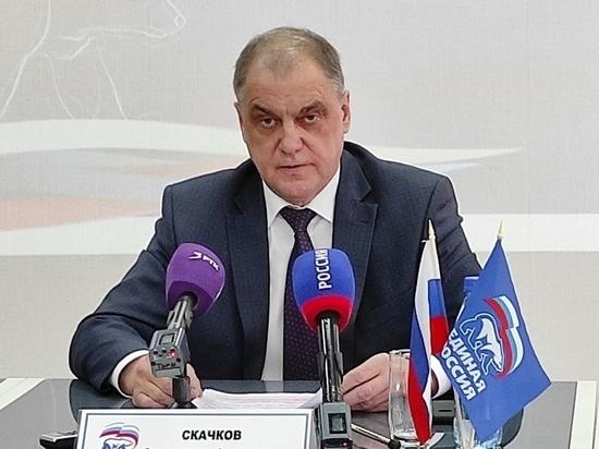 Скачков с 38% голосов победил по округу №43 на выборах в ГД от Забайкалья