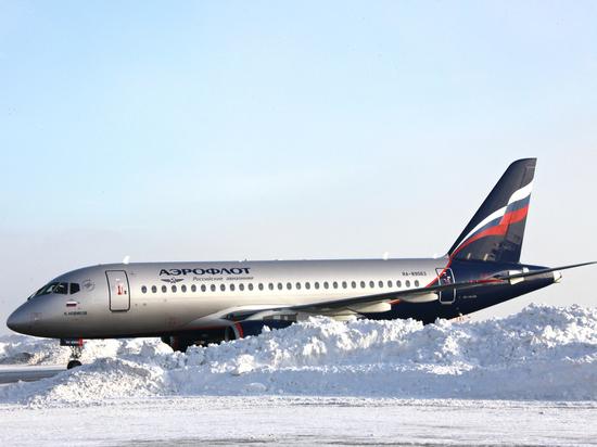 «Аэрофлот» продолжит прямые рейсы из регионов на юг зимой