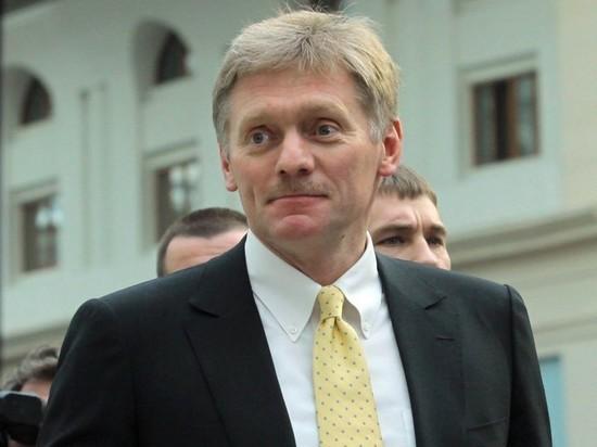 Песков прокомментировал нападение на университет в Перми