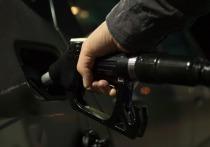 Происки вора бензина попали на камеру в Кузбассе