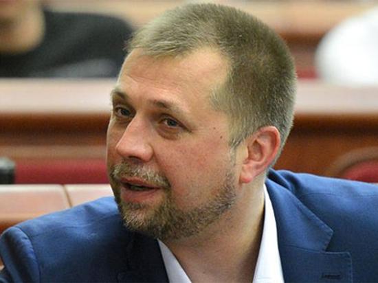 Экс-премьер ДНР Бородай заговорил о «психах» после санкций СНБО Украины