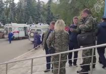 Во время устроенной Тимуром Бекмансуровым стрельбы в Пермском университете студенты и преподаватели забаррикадировались в аудиториях