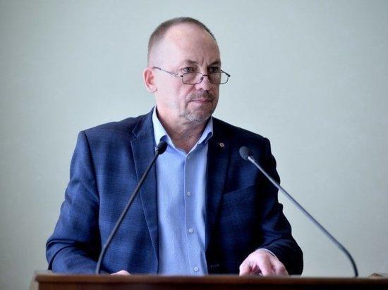 Министр здравоохранения Удмуртии Георгий Щербак покинул свой пост