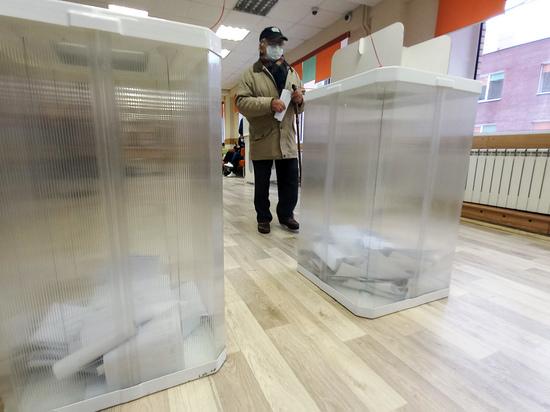 ЦИК представил почти финальные итоги выборов по Москве