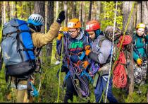 «Школа безопасности»: детские состязания в лесу стартовали в Ноябрьске