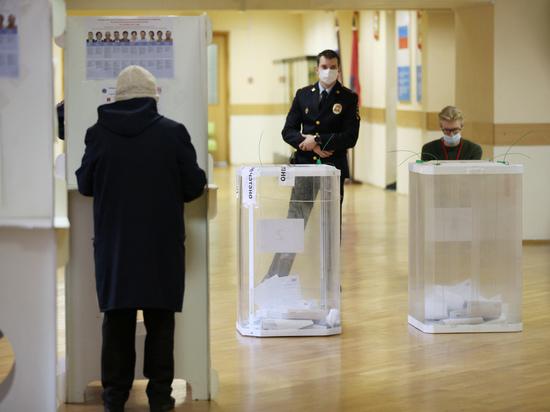 ЦИК огласил итоги выборов после подсчета 99,84% протоколов