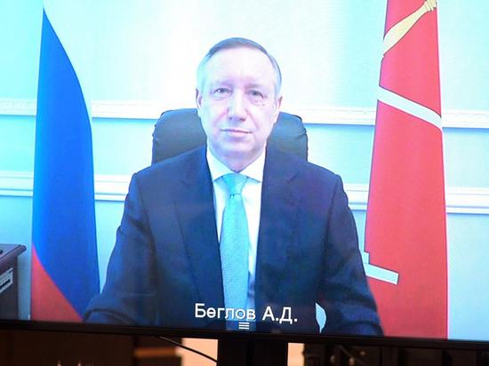 Беглов назвал выборы в Петербурге открытыми и корректными