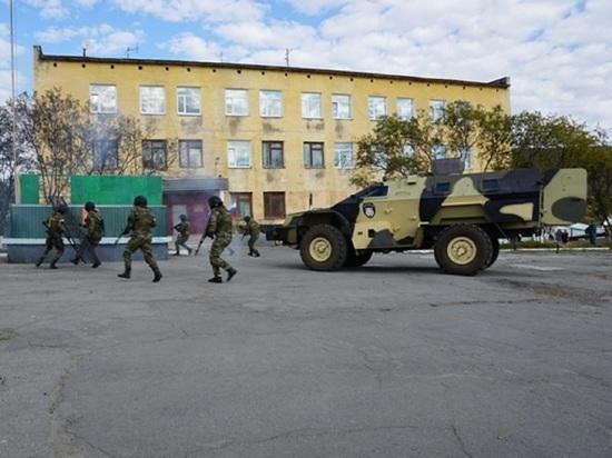 Выборы в следственном изоляторе на Колыме превратили в военный праздник