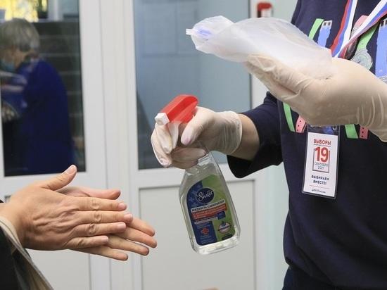 Жителю Алтайского края грозит штраф 15 тыс рублей за голосование без маски