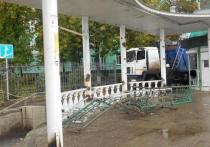 В Ижевске снесли остановку около УдГУ