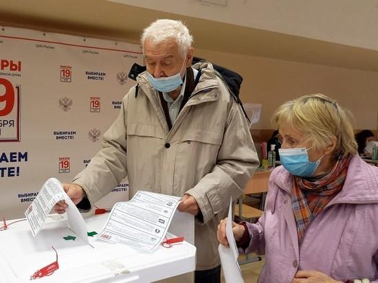 ЦИК обработал 100% голосов на выборах в Госдуму
