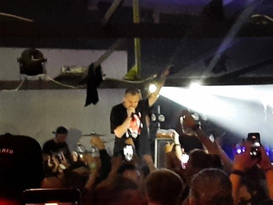 У Anacondaz впервые за 10 лет выступлений отключился звук на концерте в Калуге