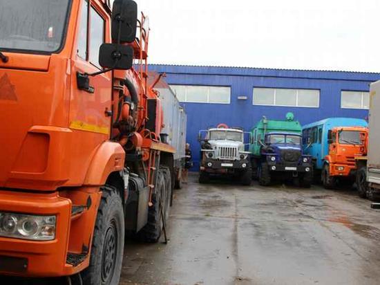 В Томской области судебные приставы арестовали технику, обслуживающую нефтяников