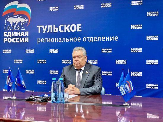 Тульский единоросс Николай Воробьев не пойдет в Государственную Думу РФ
