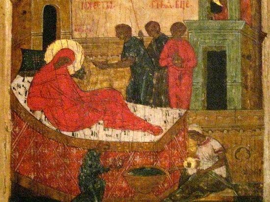 Именно чудесное появление Пресвятой Богородицы у родителей - святых Иоакима и Анны, которые долго не могли зачать ребенка, ознаменовало скорое пришествие Иисуса Христа