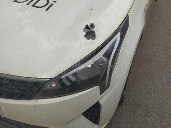 «Пермский стрелок» Тимур Бекмансуров перед подходом к университету, как мы выяснили, начал стрельбу по проезжающим машинам