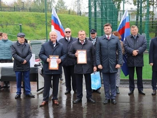 Моисеев и Иванов поздравили известный завод Калуги с 55-летием