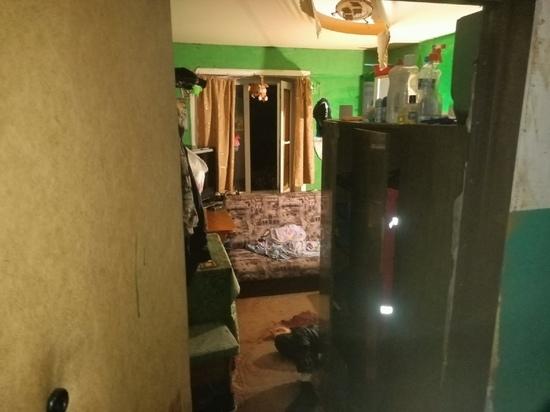 В общежитии Калуги произошло убийство