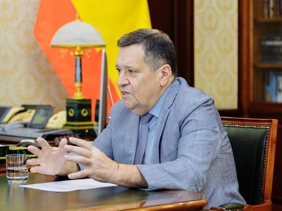 Депутат Госдумы Андрей Макаров поблагодарил жителей Рязанской области