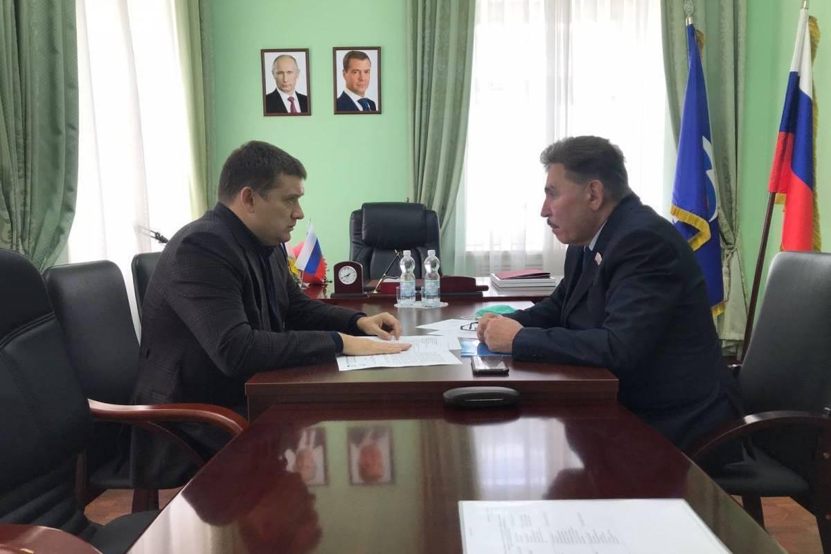 Николай Журавлев посетил Кострому с рабочим визитом