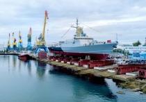Спущенный на воду в Керчи 21 сентября  малый ракетный корабль  проекта 22800 «Каракурт» получил имя «Аскольд» в честь легендарного киевского князя