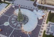 Новый крытый каток на Соборной площади к 12 декабря уже должен быть готов к приему посетителей