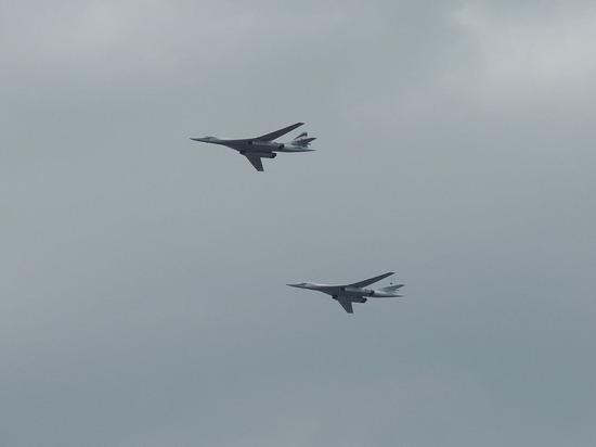 Иностранные истребители сопроводили два российских ракетоносца над Балтийским морем