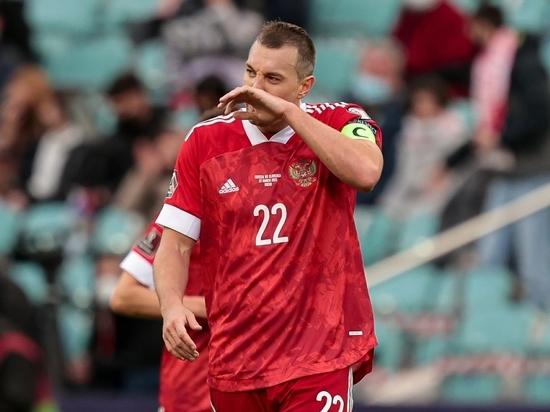 Артем Дзюба отказался играть в сборной России у тренера Карпина